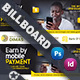 Mobile Payment Billboard Templates - GraphicRiver Item for Sale