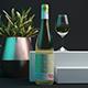 Wine bottle Mock-up 5 - GraphicRiver Item for Sale