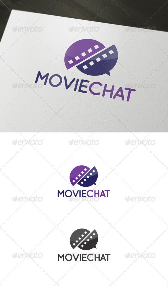Movie Chat Logo