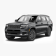 Jeep Grand Cherokee L 2022 - 3DOcean Item for Sale