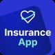 Assured   30 Insurance Mobile App UI Kit template - ThemeForest Item for Sale