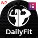 DailyFit - Fitness and Gym WordPress Theme - ThemeForest Item for Sale