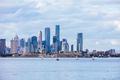 Melbourne Skyline from Williamstown in Australia - PhotoDune Item for Sale