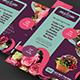Florist Flyer Template - GraphicRiver Item for Sale