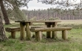 Picnic Table and Benches - PhotoDune Item for Sale