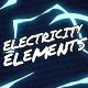 Electricity Elements // After Effects - VideoHive Item for Sale