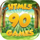90 HTML5 GAMES!!! SUPER BUNDLE №5 (Construct 3 | Construct 2 | Capx) - CodeCanyon Item for Sale