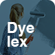 Dyelex – Painting & Wallpapering Service Elementor Template Kit - ThemeForest Item for Sale