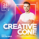 Creative Conference Flyer - GraphicRiver Item for Sale