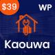 Kaouwa - Construction Building WordPress Theme - ThemeForest Item for Sale