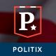 Politix - Political Campaign WordPress Theme - ThemeForest Item for Sale