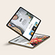 Tablet Pro - Screen Device Mockup - GraphicRiver Item for Sale