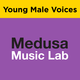 Young Male Groans Pack