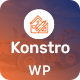Konstro – Construction WordPress Theme - ThemeForest Item for Sale