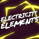 Electricity Elements // Final Cut Pro - VideoHive Item for Sale
