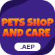 Pets Shop and Care Slideshow - VideoHive Item for Sale