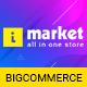 iMarket - Multipurpose Stencil Responsive BigCommerce Theme & Google AMP Ready - ThemeForest Item for Sale