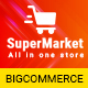 SuperMarket - Multipurpose Creative  BigCommerce Theme - ThemeForest Item for Sale