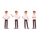 Man Character Vector Design. - GraphicRiver Item for Sale
