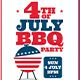4th of July BBQ - GraphicRiver Item for Sale