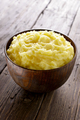 Mashed potatoes in bowl - PhotoDune Item for Sale