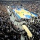 Basketball Arena Crowd Discontent and Indignation