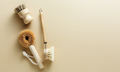 Bamboo and coconut dish brushes - PhotoDune Item for Sale