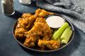 Homemade Peri Chicken Wings - PhotoDune Item for Sale