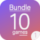 Bundle 10 Games 01   HTML5 • Construct Games - CodeCanyon Item for Sale