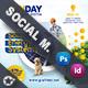 Solar Energy Social Media Templates - GraphicRiver Item for Sale