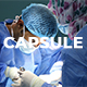 Capsule Medical Presentation Template - GraphicRiver Item for Sale