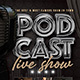 Podcast Show Flyer - GraphicRiver Item for Sale