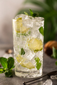 Mojito cocktail with lime and mint - PhotoDune Item for Sale