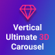 Vertical Ultimate 3D Carousel - CodeCanyon Item for Sale