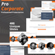 Pro Corporate Powerpoint Template - GraphicRiver Item for Sale