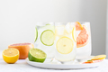 Three Citrus Lemonades. - PhotoDune Item for Sale