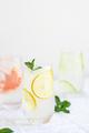 Lemonade in Glass. - PhotoDune Item for Sale