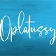 Oplatussy Script Font - GraphicRiver Item for Sale