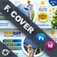 Solar Energy Cover Templates - GraphicRiver Item for Sale