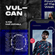 Vulcan Instagram Template - GraphicRiver Item for Sale