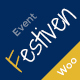 Festiven - Event Calendar & WooCommerce Themes - ThemeForest Item for Sale