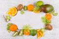 Colorful fresh tropical fruit - PhotoDune Item for Sale