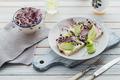 Healthy vegetarian bruschettas - PhotoDune Item for Sale