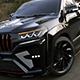 2021 Toyota Land Cruiser Tuning VXR V8 - 3DOcean Item for Sale
