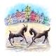 Poznan Goats Poland - GraphicRiver Item for Sale