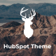 Khaki - Creative Corporate HubSpot Theme - ThemeForest Item for Sale