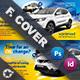 Car Maintenance Cover Templates - GraphicRiver Item for Sale