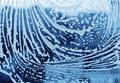 Soap foam pattern on glass - PhotoDune Item for Sale