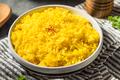 Homemade Healthy Saffron Rice - PhotoDune Item for Sale