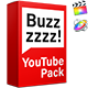 Youtube Pack Buzzz | Final Cut - VideoHive Item for Sale